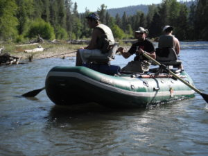 Montana Fishing Guide School