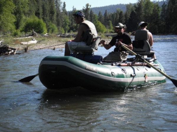 Montana Fishing Guide School