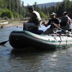 Fishing Guide School