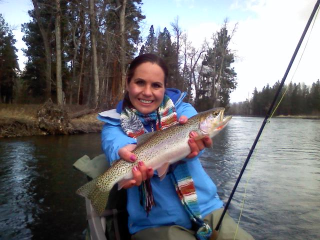 Skwala special fly fishing trip for Fly fishing vacation montana