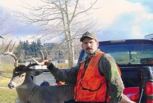 Montana Whitetail Deer