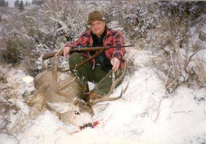Montana Deer Hunting