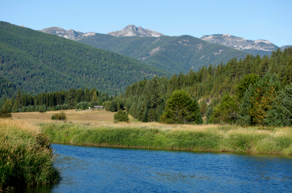 Montana Fly Fishing Vacation Packages