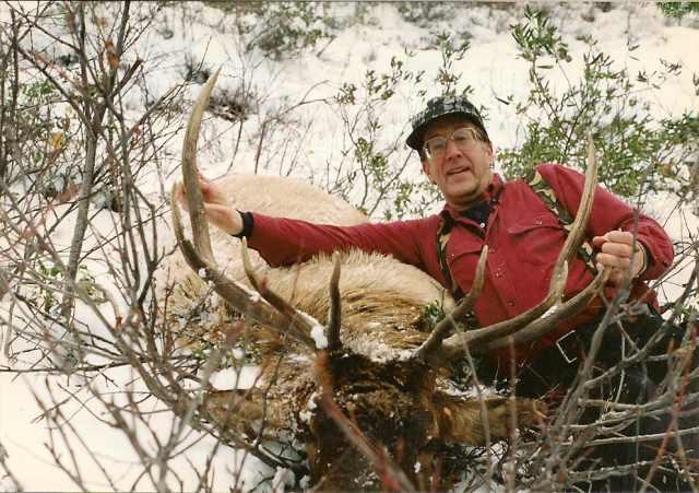 Montana Rifle Hunt