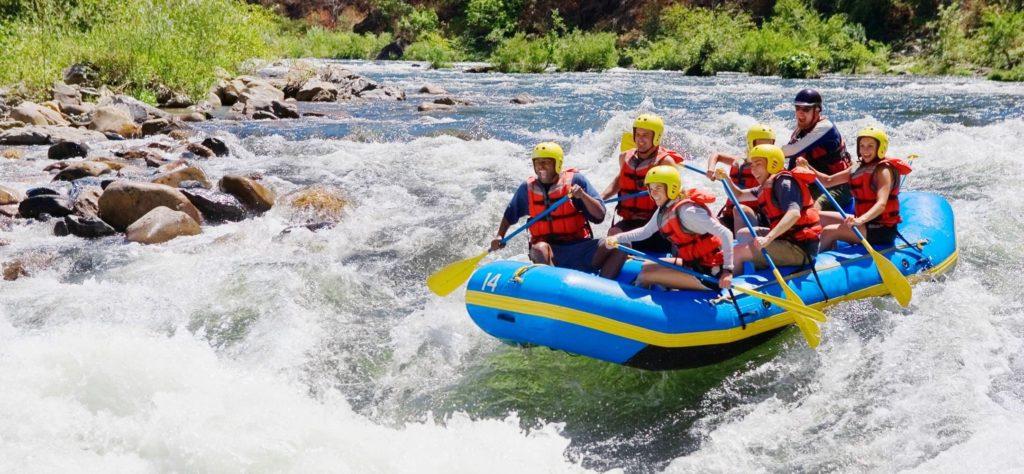 Montana Rafting Trips