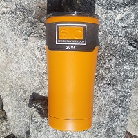 20 oz SIC Tumbler Orange