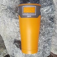 30 oz SIC Tumbler Orange