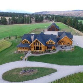 Lodging Package Bitterroot river Ranch BB