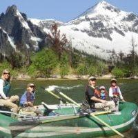 Montana scenic rafting